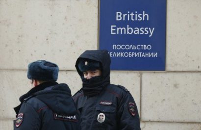 Moscou expulse 23 diplomates britanniques et interdit le British Council
