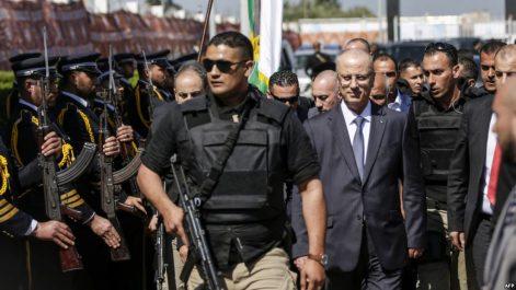 Palestine: mort du suspect de l'attentat contre le Premier ministre