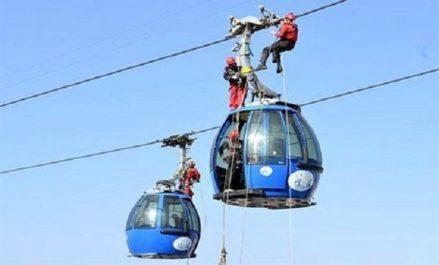 Transport urbain : Lancement d'une opération de rénovation et de mise à niveau du téléphérique d'Oran