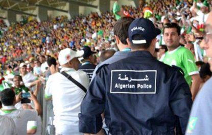Quatre policiers ''légèrement'' blessés à l'issue du match ES Sétif-CS Constantine