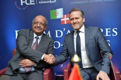 L'Algérie et le Danemark s'accordent à donner un nouvel élan à leur coopération économique