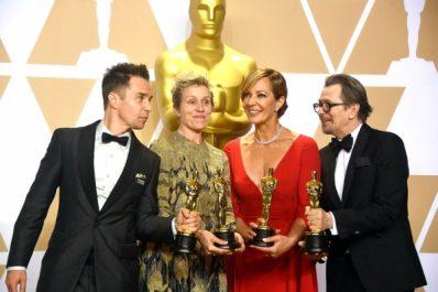 90e cérémonie des Oscarsc : Le conte fantastique de Guillermo del Toro rafle quatre statuettes