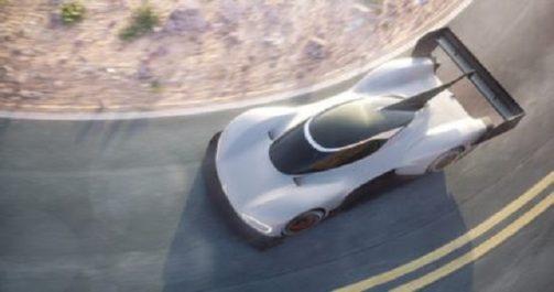 Volkswagen Group : L'I.D. R pour Pikes Peak