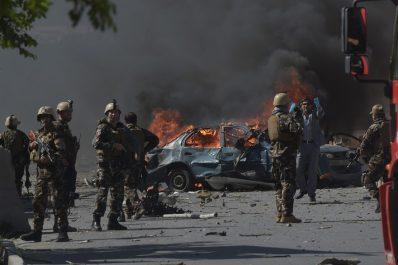 AFGHANISTAN : Au moins 26 morts dans un attentat à Kaboul