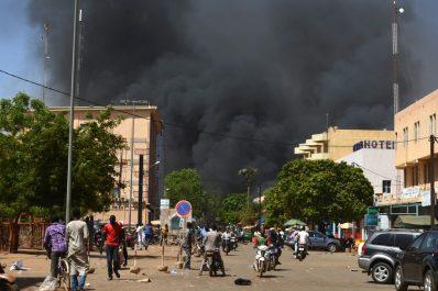 INFO RFI : incident armé, cette nuit, à Ouagadougou, au Burkina Faso