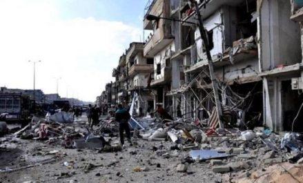 Syrie: offensive pour reconquérir la Ghouta orientale, l'armée desserre l'étau terroriste
