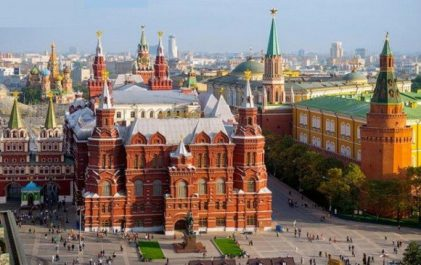 Présidentielle russe : à J – 7 du scrutin, les candidats dévoilent leurs dernières cartes
