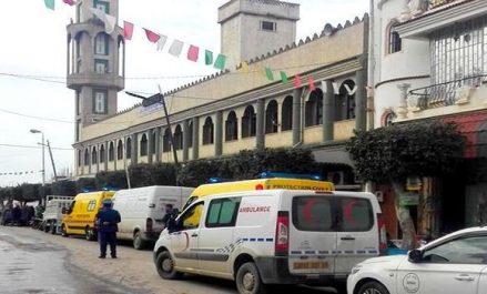 Heurt de passants à Blida: décès de la 5e victime