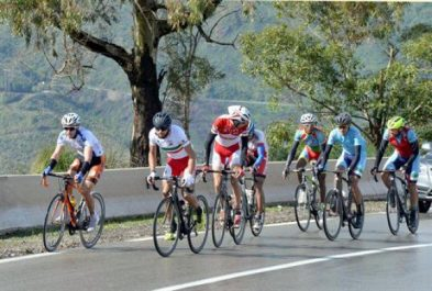 Le tour d'Algérie cycliste, preuve d'aptitude à organiser un évènement sportif international