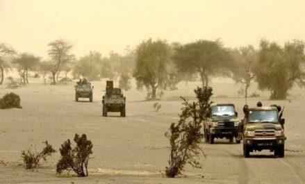 UA: réunion de concertation stratégique à Nouakchott sur la région du Sahel