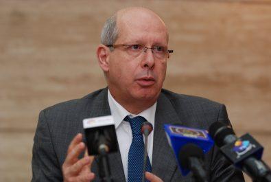 Le ministre des Finances prend part à Washington à la réunion du G24