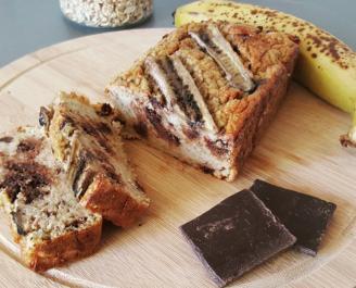 Cake à la banane healthy