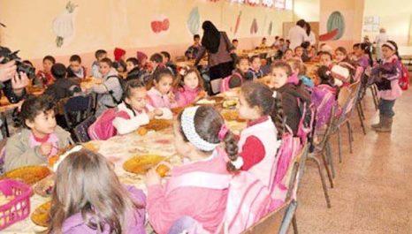 Oran : 563 millions de DA réservés aux cantines scolaires