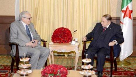 Lakhdar Brahimi, ancien diplomate : « Le président Bouteflika est en bonne santé et il est aux commandes »