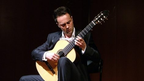 Alger – Concert de guitare espagnole classique avec David Martínez