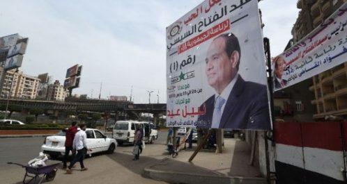 Élection présidentielle en Égypte : Début du vote demain, réélection assurée pour Sissi