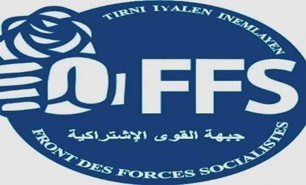 Gréves : Le FFS dénonce la répression