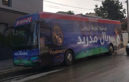 Brandt Algérie réalise le rêve de nos enfants en leur offrant l'expérience sportive de leur vie en participant au : « Real Madrid Campus Experience »
