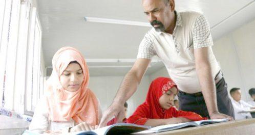 Pour la première fois en 14 ans : Des enfants roms retournent à l'école en Irak