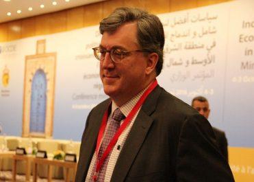 L'ambassadeur des États-Unis d'Amérique à Annaba