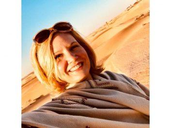 «Karen Rose in Algeria»: une américaine à la découverte de la culture et des paysages algériens