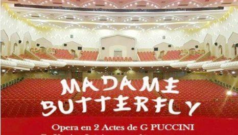 Alger : L'opéra «Madame Butterfly», présenté au public