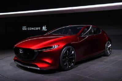 Salon de Genève 2018 : Trophée du « meilleur concept-car » des Grand Prix RTL Autoplus pour le Mazda Kai Concept