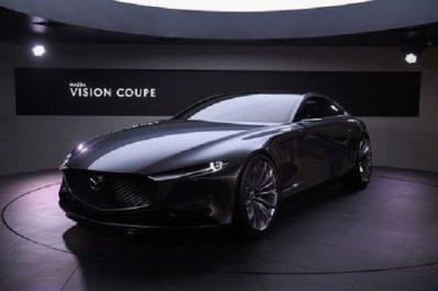 Salon de Genève 2018 : Le Mazda VISION COUPÉ décroche le prix du Concept Car de l'Année