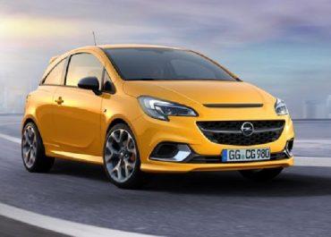 Groupe PSA : Opel dévoile la Corsa GSi
