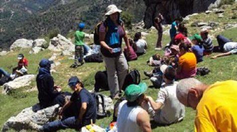 Chaque week-end des sorties à la découverte de l'Algérie sont organisées : Cette jeunesse qui profite de son pays!