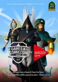 COMIC-CON DZAÏR : Venez défier les meilleurs spécialistes du gaming!