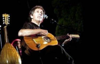 L'ITALIE À EL MOUGGAR : Eugenio Bennato anime un concert à Alger