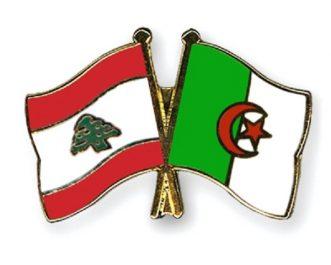 Algérie-Liban : volonté de relancer et développer la coopération