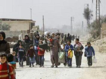 Syrie: début de l'évacuation de civils et d'éléments armés de la Ghouta orientale