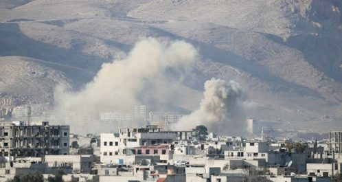 Syrie: la Russie met en garde contre les frappes américaines «imminentes»