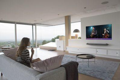 LG dévoile sa ligne de téléviseurs haut de gamme 2018