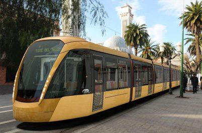 Le tramway de Sidi Bel Abbès remis sur les rails