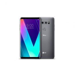 Le LG V30S thinq doté des nouvelles fonctionnalités d'intelligence artificielle fait sont entrée au MCW 2018
