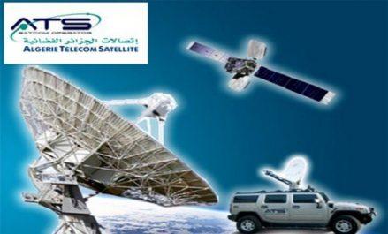 Algérie Télécom Satellite double son chiffre d'affaires en 2017