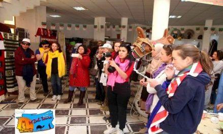 Tourisme sahraoui : Coup d'envoi de la 3e édition du Raid des Reines d'Algérie