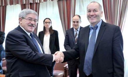 Ouyahia reçoit le chef de mission du FMI pour l'Algérie