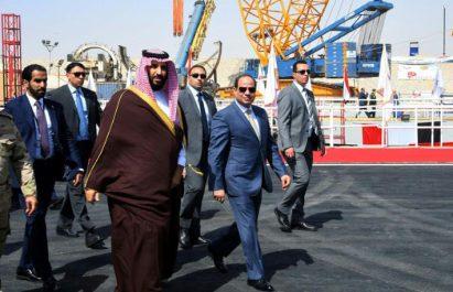 Egypte : Le prince héritier saoudien et Sissi parlent investissements