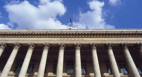 Bourses : Les places européennes de nouveau en hausse