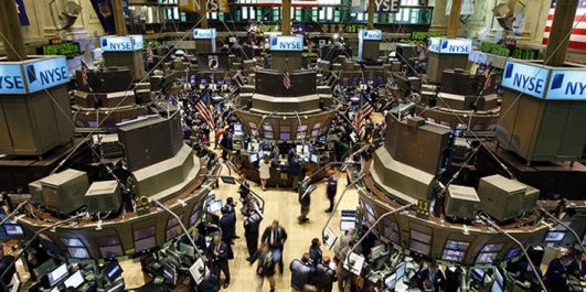 Bourses : Wall Street finit en hausse modérée