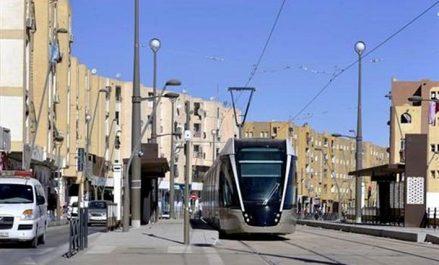 Ouargla : Mise en exploitation commerciale du tramway