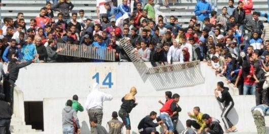 Le kif envahit les stades algériens