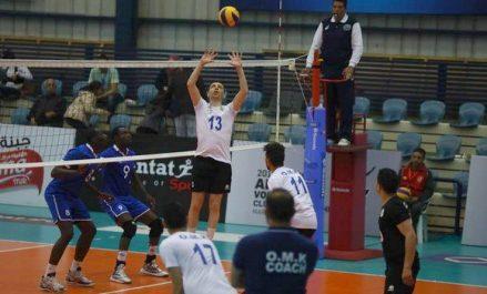 Volley / Championnat d'Afrique des clubs : victoire de l'OMK El-Milia devant Port du Cameroun (3-1)