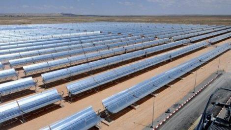 Vidéo/Laghouat: La Station de production électrique «El-Kheneg», plus grande d'Afrique