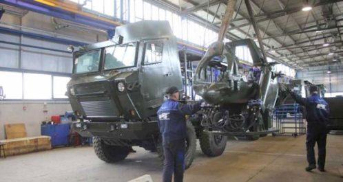 Industrie militaire algérienne : 30 000 emplois en 2019