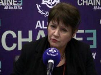Vidéo/ Grève des enseignants : un travail d'adaptation et de régulation a été entrepris pour rattraper les retards signale la ministre de l'Education
